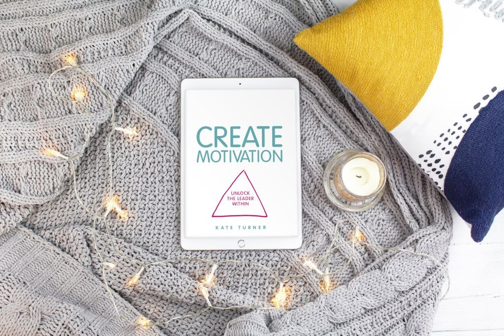 Your free extract from my new book CREATE Motivation; How did we get here?